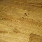 oiled floor oak
