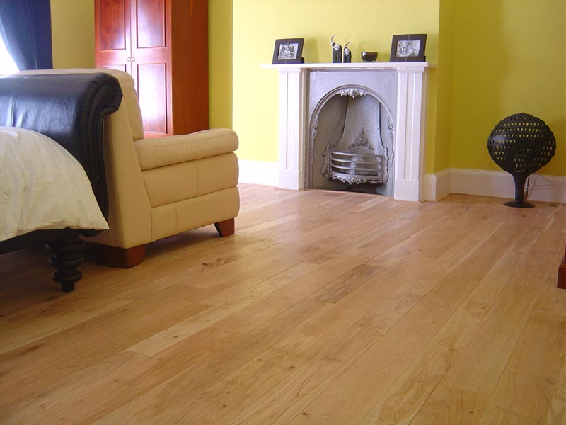 Quality Hardwood Floor